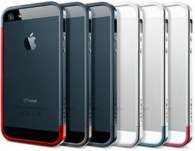 SPIGEN SGP iPhone 5 ケース リニア EX スリム