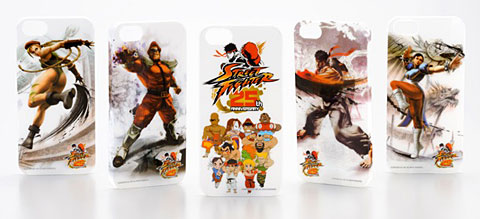 Bluevision StreetFighter 25th Anniversary for iPhone 5