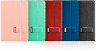 SwitchEasy Pelle for iPad mini