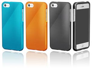 Velvet Case for iPhone 5