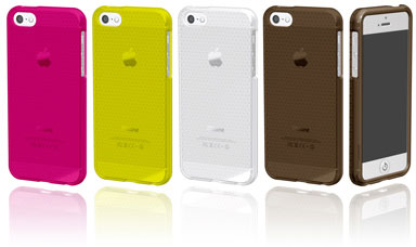 Web Case Ice Ver. for iPhone 5