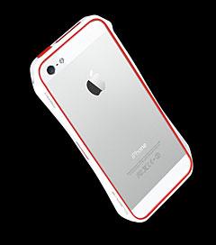 CLEAVE ALUMINUM BUMPER AERO for iPhone 5