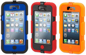 Griffin Survivor + Beltclip for iPhone 5