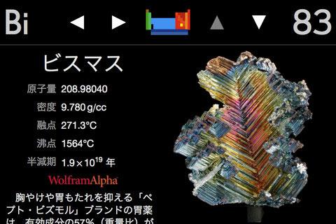 元素図鑑 : The Elements