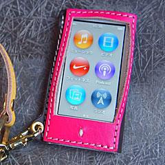 Diral 第7世代iPod nano用レザーケース
