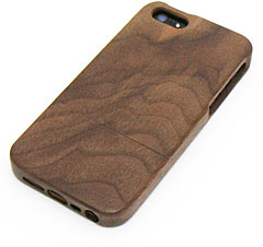 Royal wooden case for iPhone 5