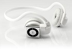 PRECISION by GRAMAS Headphone for iPod Shuffle(4th gen.)