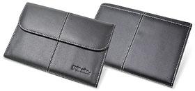 PDAIR レザーケース for iPad mini ビジネスタイプ(ブラック)