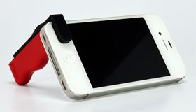 Gripzila for iPhone 5
