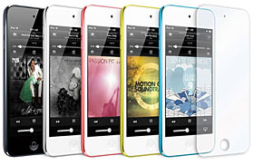 USG - Ultimate Screen Guard for iPod touch 5th