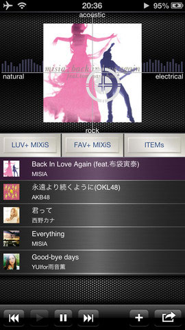 LUV+ MIX