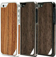Alloy X Wood for iPhone 5