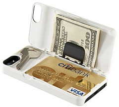 iLID Wallet Case for iPhone 5