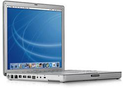 PowerBook G4 12インチモデル