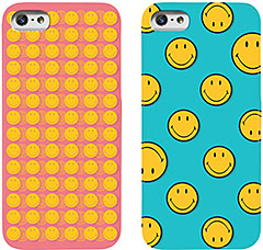 Case Scenario SMILEY Layered case for iPhone 5