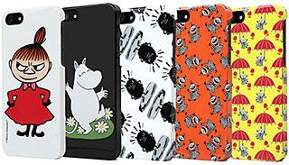 Moomin iPhone 5 case