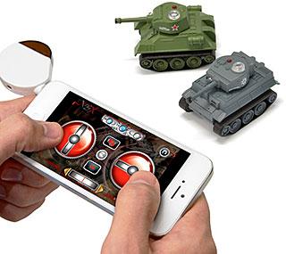 ラジ・コンバット USB 戦車RC for iPad/iPhone