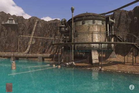 Riven: The Sequel to Myst (日本語版)
