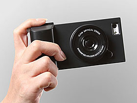 iPhone 5カメラ型ケース(EEA-YW0940)
