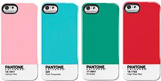 Case Scenario PANTONE UNIVERSE for iPhone 5