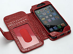SENA WALLETBOOK for iPhone 5