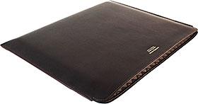 Carf Leather iPad Case
