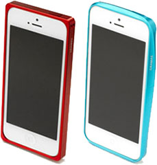 GRAMAS 512/522 Metal Bumper for iPhone 5