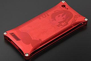 けいおん!✕ GILD design コラボレーションモデル Solid for iPhone 5