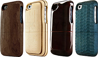Real Wood Case for iPhone 5