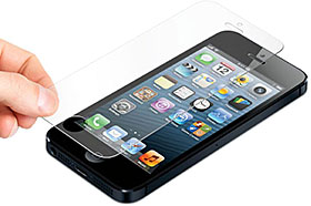USG ITG Slim - Impossible Tempered Glass for iPhone 5
