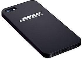 BOSEオリジナルiPhone 5ケース
