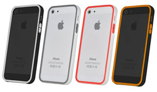 AViiQ Bumper Bees for iPhone 5