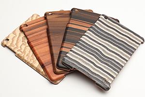 Man&Wood iPad mini Real wood case