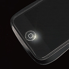 CLEAVE ALUMINUM HOME BUTTON