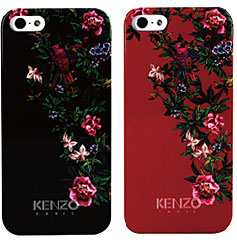 KENZO iPhone 5 hard case glossy finish Exotic
