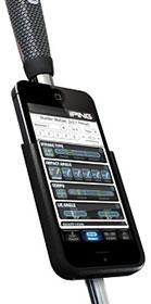 iPING パターアプリ クレードル for iPhone 5