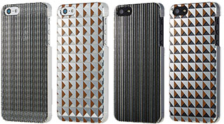 Simplism Floating Pattern Cover Set for iPhone 5