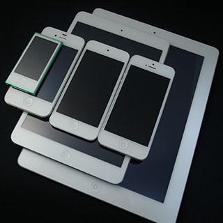 iPadやiPad miniなど