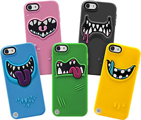 SwitchEasy MONSTERS for iPod touch 5G