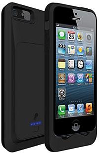PLANEX POWER JACKET for iPhone 5 PL-POWERJ