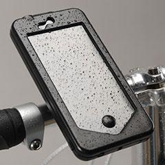 iPhone 5 自転車ホルダー バイク マウント(EEA-YW0945)