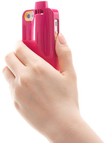 Whistle case for iPhone 5