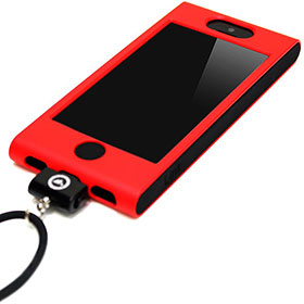 Colorant Link Outdoor NeckStrap Case for iPhone 5