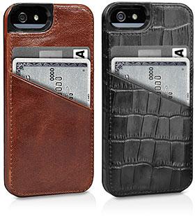 Sena Lugano Wallet for iPhone 5