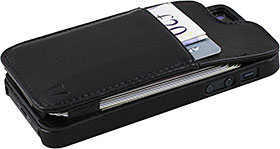 Lexx Wallet Case for iPhone 5