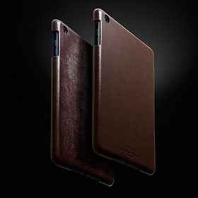 Bluevision Braze Bridle Leather Case for iPad mini