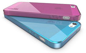 CAZE SoftShell case for iPhone 5