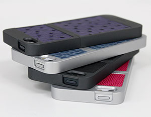 Classique Leather Case Vivid Collection for iPhone 5