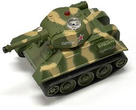 ラジ・コンバット USB 戦車RC for iPad/iPhone T-34/76 第1装甲旅団モデル
