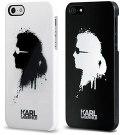 Karl Lagerfeld Graffiti Collection Hard Case for iPhone 5
